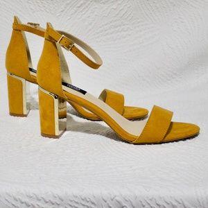 Jones New York Signature Suede women's sandal